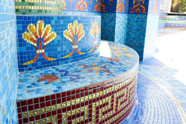 Hospitality Finishes - Mosaics