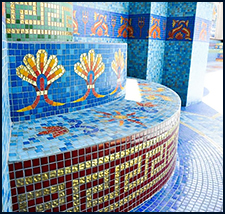 Hospitality Finishes - Mosaic Tile