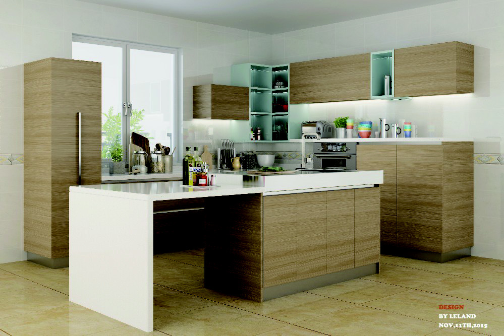 Melamine-Faced-Particle-Board-Kitchen-Cabinet