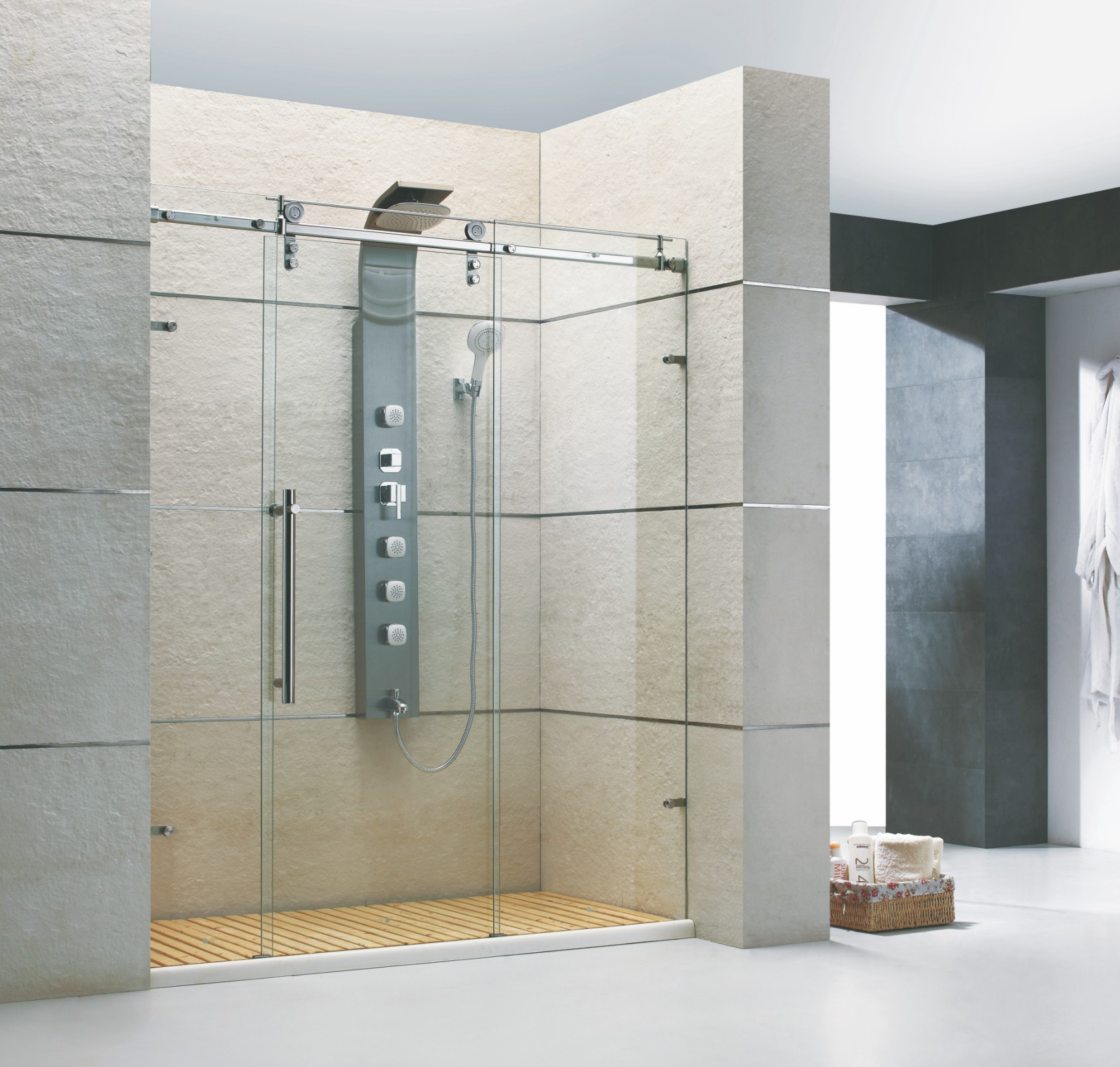 Hospitality Finishes - Shower Enclosures
