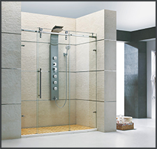 Hospitality Finishes - Shower Enclosure