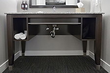 Hospitality Finishes - Hotel Vanities