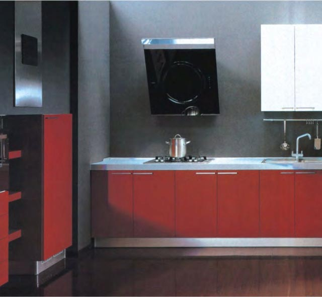 Kitchen Cabinets | Berlin Collection |by Hospitality Finishes