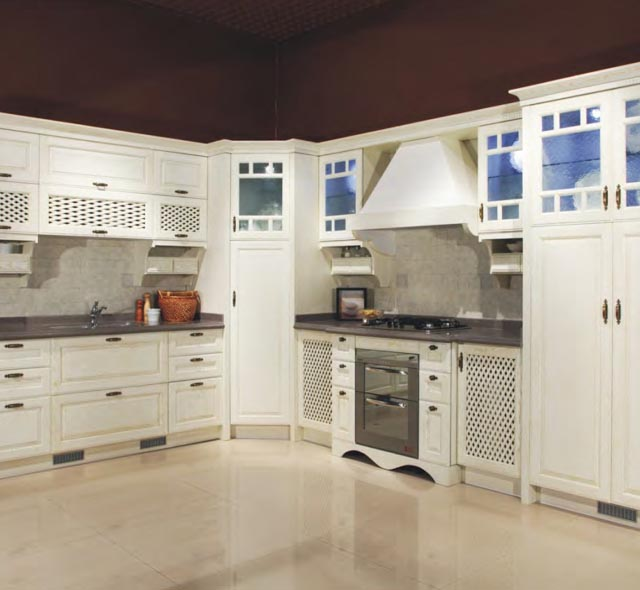 Kitchen Cabinets | Dover Collection |by Hospitality Finishes