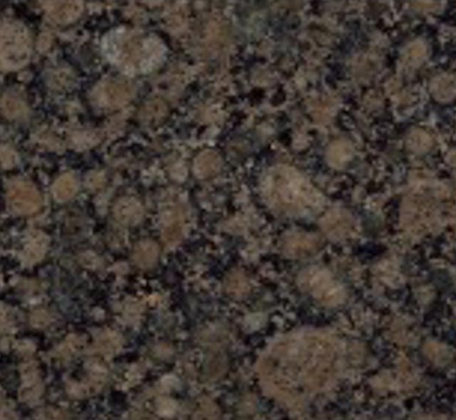 Granite | Baltic Brown |by Hospitality Finishes