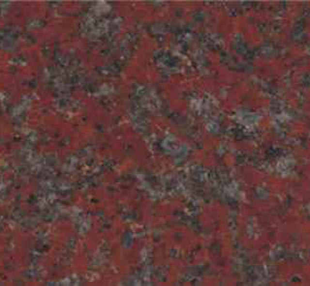 Granite | Africa Red |by Hospitality Finishes