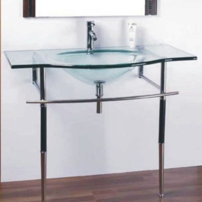 Vanity Bases | Glass Collection - HG-M007 |by Hospitality Finishes