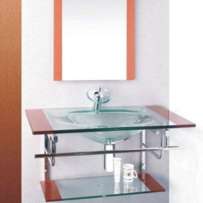 Vanity Bases | Glass Collection - HG-M021 |by Hospitality Finishes