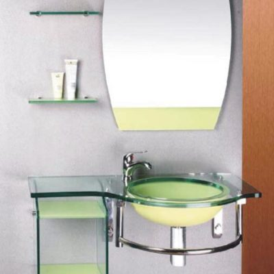 Vanity Bases | Glass Collection - HG-M024 |by Hospitality Finishes