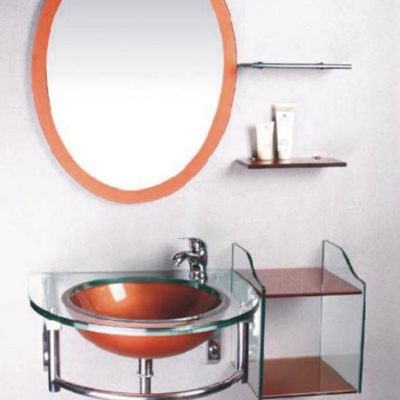 Vanity Bases | Glass Collection - HG-M026 |by Hospitality Finishes
