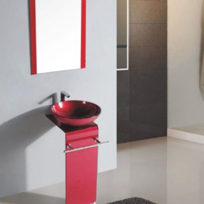 Vanity Bases | Glass Collection - HG-M027 |by Hospitality Finishes