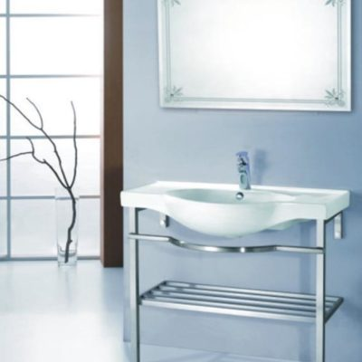 Vanity Bases | Stainless Steel Collection - HSS-M402 |by Hospitality Finishes