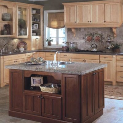 Kitchen Cabinets | Lansing Collection |by Hospitality Finishes