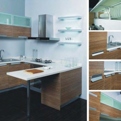 Kitchen Cabinets | Madrid Collection |by Hospitality Finishes