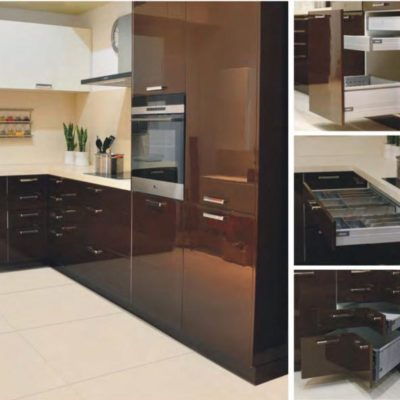 Kitchen Cabinets | Munich Collection |by Hospitality Finishes