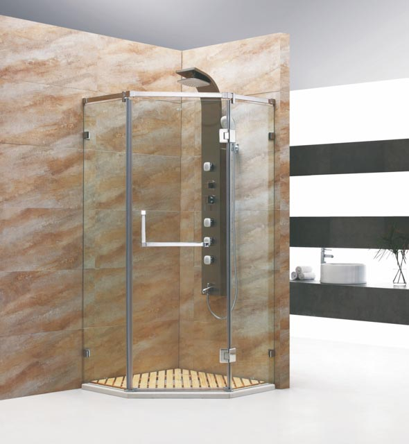 Shower Enclosures | Shower Enclosure - SE-C25 |by Hospitality Finishes
