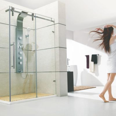 Shower Enclosures | Shower Enclosure - SE-T18 |by Hospitality Finishes