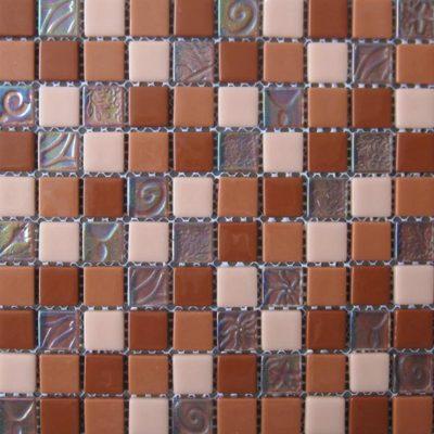 Mosaics Tile | Crystal Mosaic - VA3H006 |by Hospitality Finishes