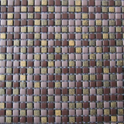 Mosaics Tile | Crystal Mosaic - VA4H011 |by Hospitality Finishes