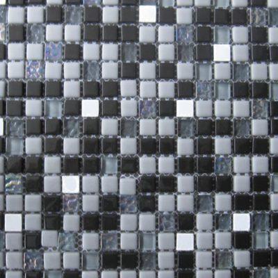 Mosaics Tile | Crystal Mosaic - VA5H205 |by Hospitality Finishes