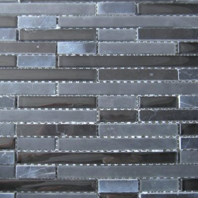 Mosaics Tile | Stripped Mosaic - VABDH390 |by Hospitality Finishes