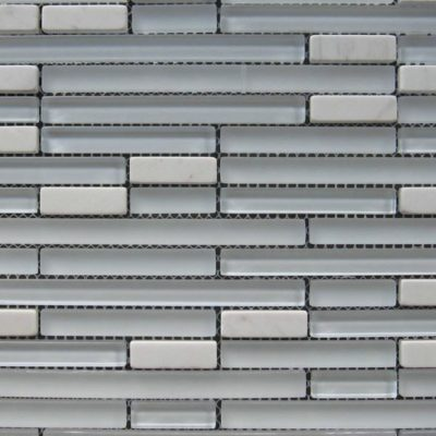 Mosaics Tile | Stripped Mosaic - VABDH449 |by Hospitality Finishes