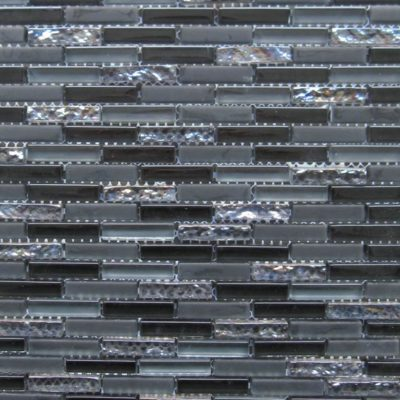 Mosaics Tile | Stripped Mosaic - VAH007 |by Hospitality Finishes