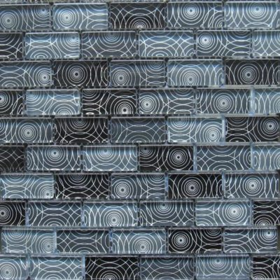 Mosaics Tile | Stripped Mosaic - VAHI001 |by Hospitality Finishes
