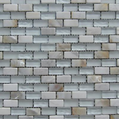 Mosaics Tile | Stripped Mosaic - VAK008 |by Hospitality Finishes