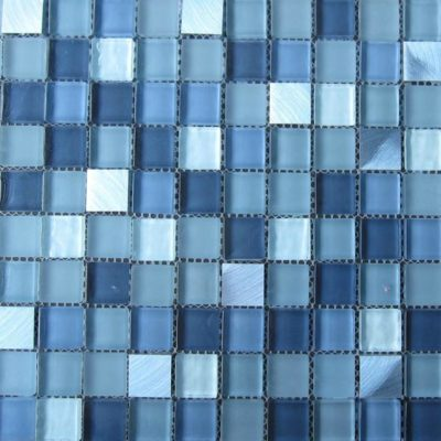 Mosaics Tile | Mixed Glass & Metal - VB0039 |by Hospitality Finishes