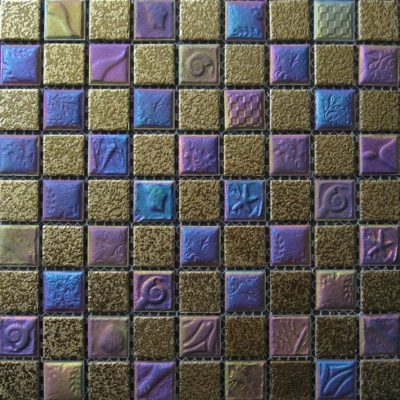 Mosaics Tile | Ceramic Mosaic - VB25DJ70 |by Hospitality Finishes