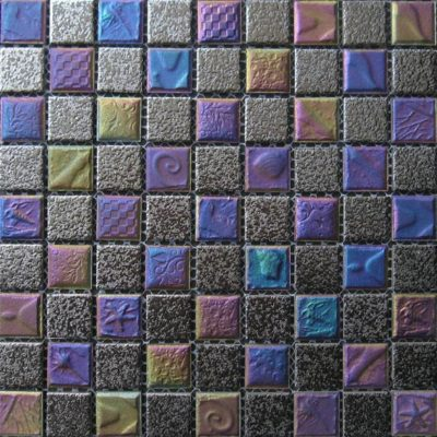 Mosaics Tile | Ceramic Mosaic - VB25DY70 |by Hospitality Finishes