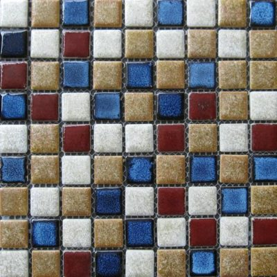 Mosaics Tile | Ceramic Mosaic - VBDR25073 |by Hospitality Finishes