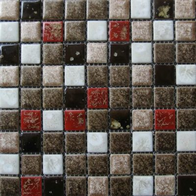 Mosaics Tile | Ceramic Mosaic - VBDR25098 |by Hospitality Finishes