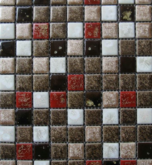 Mosaics Tile | Ceramic Mosaic - VBDR25098 |by Hospitality Finishes