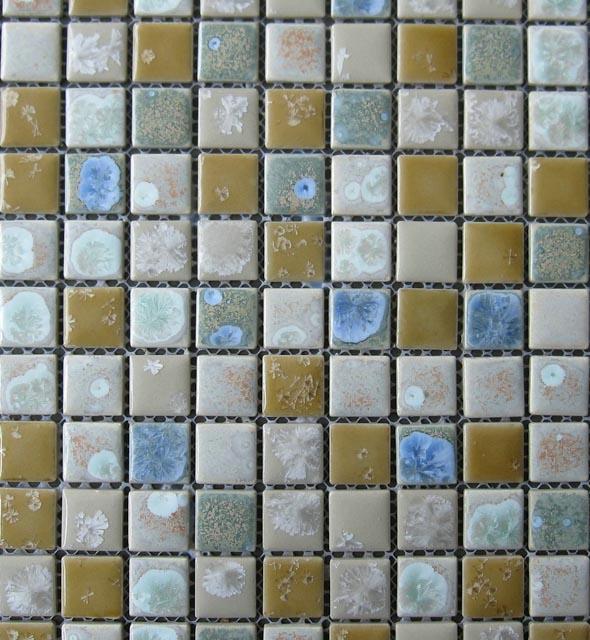 Mosaics Tile   Ceramic Mosaic - VBDR25106  by Hospitality Finishes