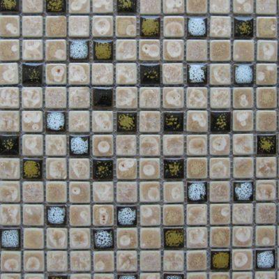 Mosaics Tile | Ceramic Mosaic - VBDX18561 |by Hospitality Finishes