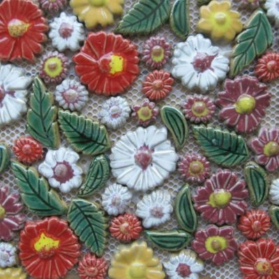 Mosaics Tile | Ceramic Mosaic - VBFR2A01 |by Hospitality Finishes