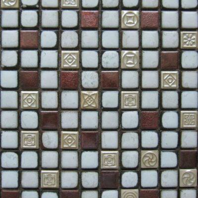 Mosaics Tile | Ceramic Mosaic - VBHP23017 |by Hospitality Finishes