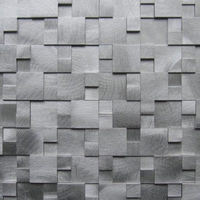 Mosaics Tile | Metal Mosaic - VDA-15303 |by Hospitality Finishes