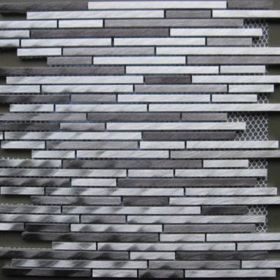 Mosaics Tile | Metal Mosaic - VDB2-153 |by Hospitality Finishes
