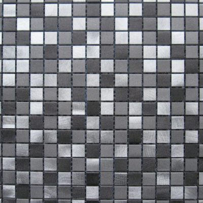 Mosaics Tile | Metal Mosaic - VDB2-164 |by Hospitality Finishes
