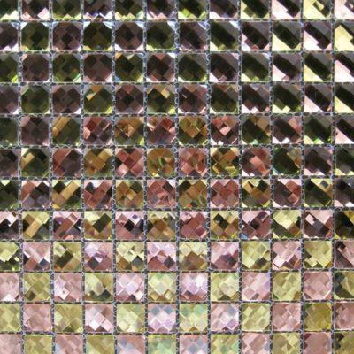 Mosaics Tile | Diamond Glass Mosaic - VT003 |by Hospitality Finishes
