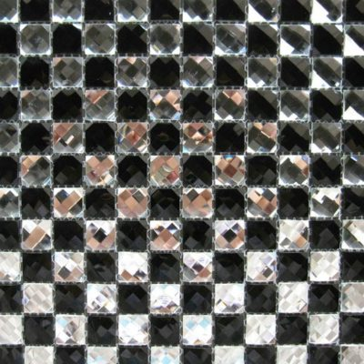 Mosaics Tile | Diamond Glass Mosaic - VT004 |by Hospitality Finishes