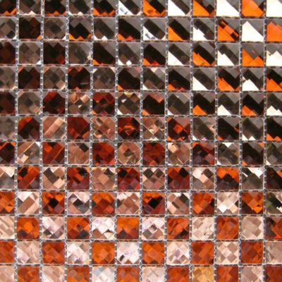 Mosaics Tile | Diamond Glass Mosaic - VT005 |by Hospitality Finishes