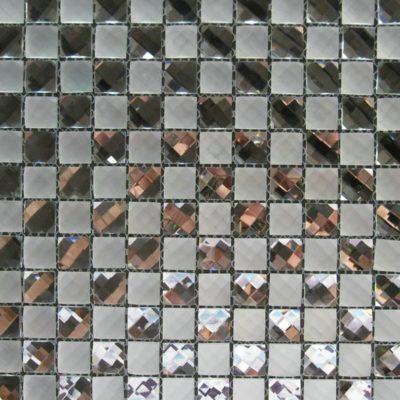 Mosaics Tile | Diamond Glass Mosaic - VT006 |by Hospitality Finishes