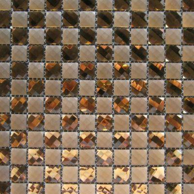 Mosaics Tile | Diamond Glass Mosaic - VT007 |by Hospitality Finishes