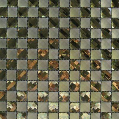 Mosaics Tile | Diamond Glass Mosaic - VT008 |by Hospitality Finishes