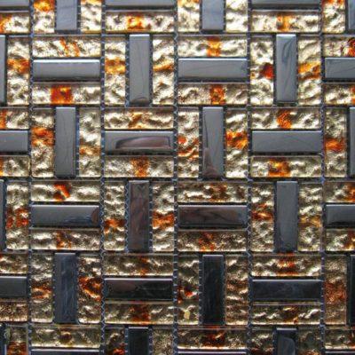 Mosaics Tile | Stripped Mosaic - VXHG21 |by Hospitality Finishes