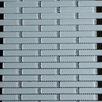 Mosaics Tile | Super White Mosaic - XYD-011 |by Hospitality Finishes